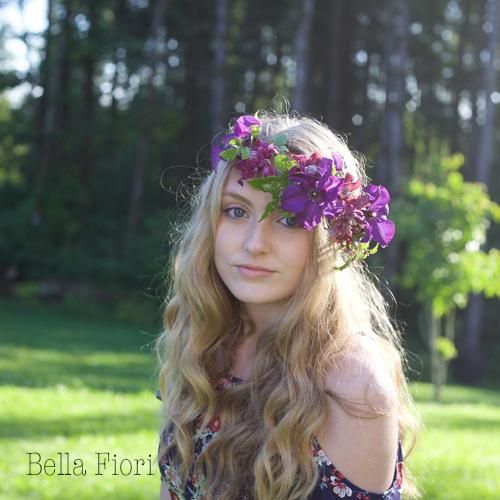Bella Fiori - flower halo of clematis
