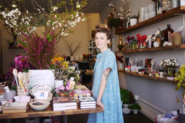 Heather Williams of Twig & Twine