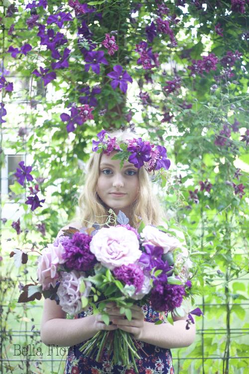 bella fiori flower child