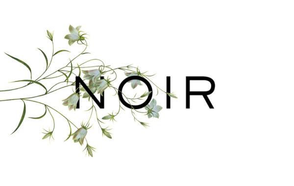 Noir Floral