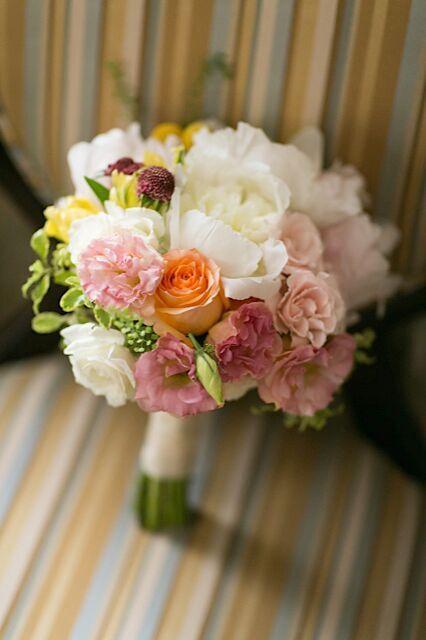 Bouquet designed by Rachel Cho Floral Design