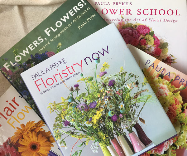 Floristry Now by Paula Pryke