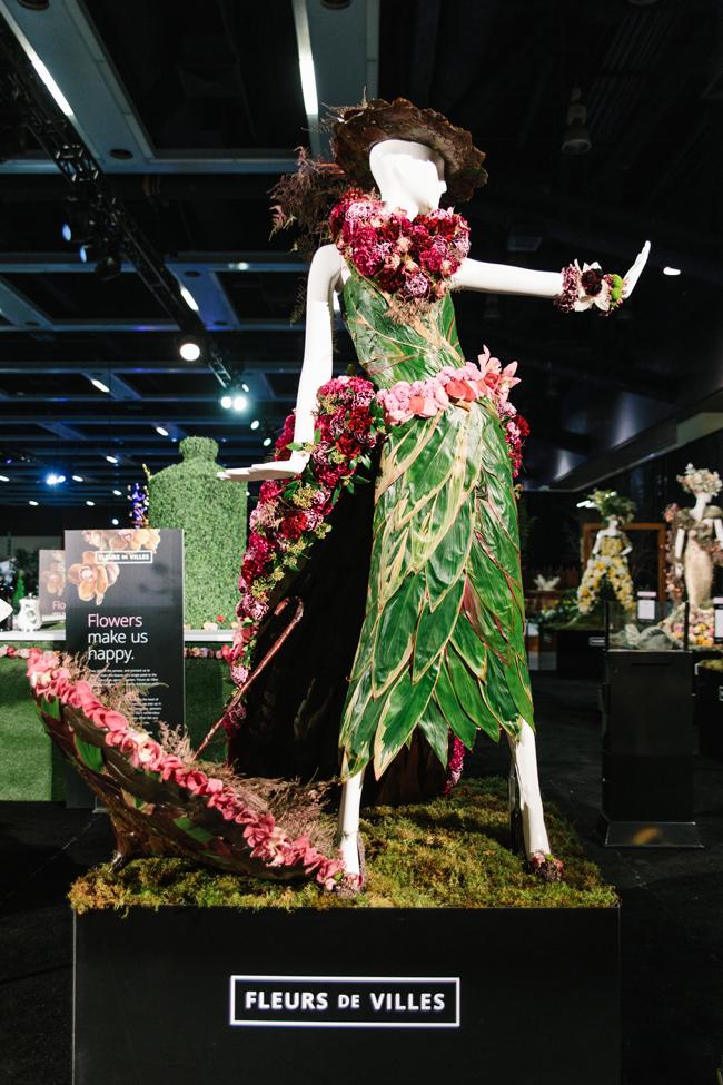 Flirty Fleurs Floral Dress at Fleurs de Villes