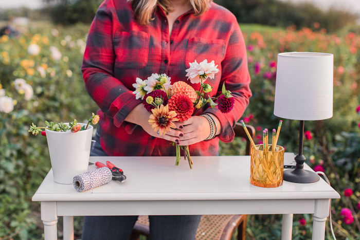 LORA Bloom Order Locally Grown Flowers for Delivery