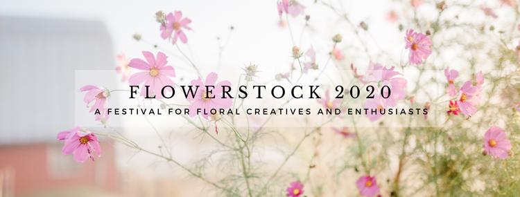 flower stock floral design workshop online