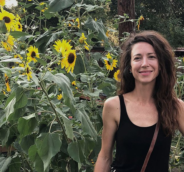 Stefanie Hofmeister, the Owner and current Market Manager of Colorado Flower Collective