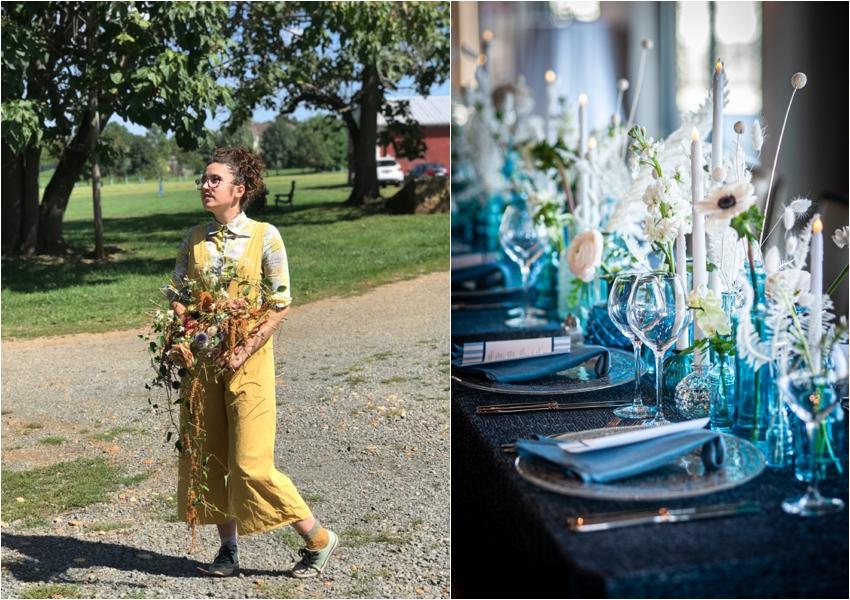 Anahit Hakobyan of Viva La Flora Designs Flowers Florist