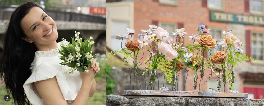 Anahit Hakobyan of Viva La Flora Designs Flowers