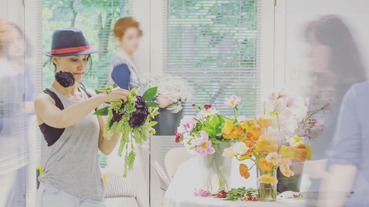 Anahit Hakobyan of Viva La Flora Designs1