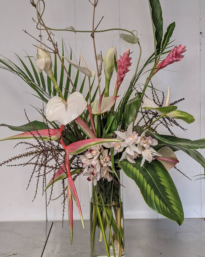 Grace Flowers Hawaii - Tropical floral arrangement